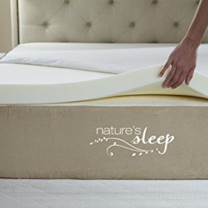 Beautyrest 3 Inch Sculpted Gel Memory Foam Mattress Topper