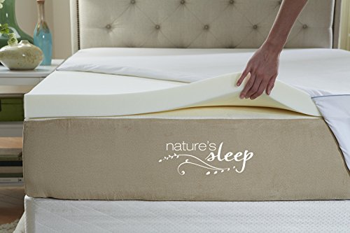 Nature S Sleep Cool Iq 2 5 Inch Thick 3 5 Pound Density