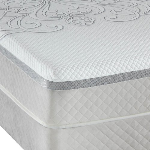 Queen Sealy Posturepedic Hybrid Series Trust Cushion Firm