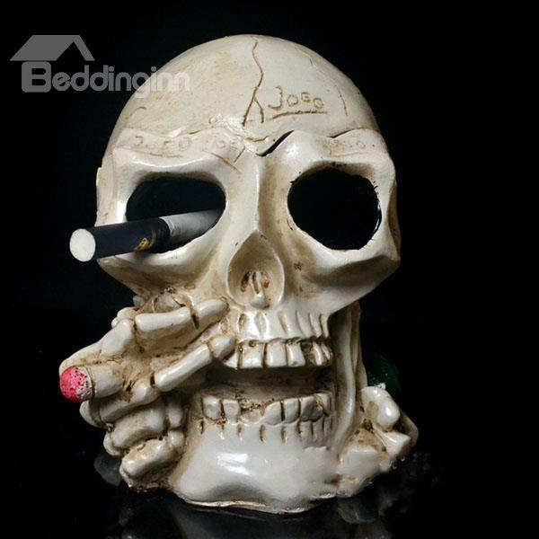 Fashion Original Style Skull Head Ashtray Feel Good Mattress